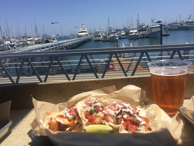 Taco, Brew, and View @Mitch's