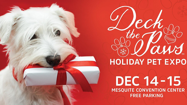 Deck The Paws 2019