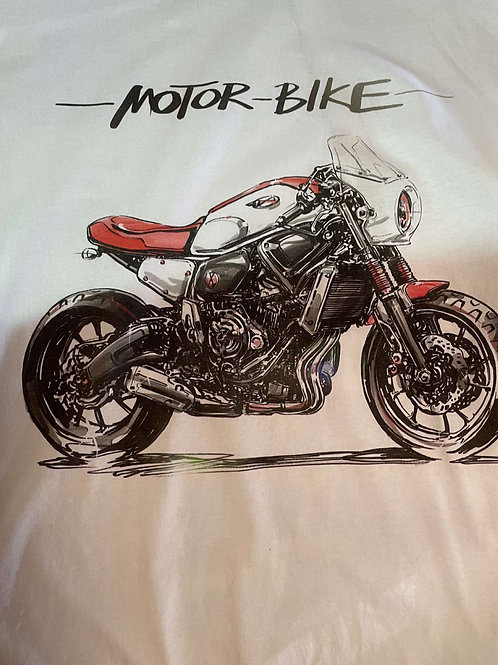 T-shirt Imperial motor bike T4441U729