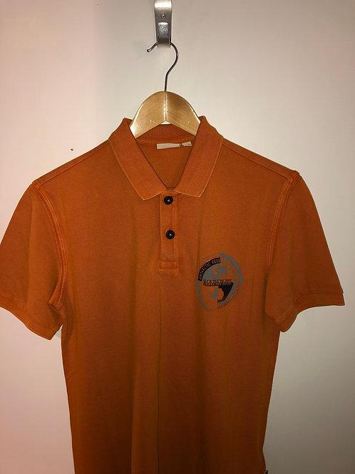 Polo napapijri Np0a4f68ya91 orange