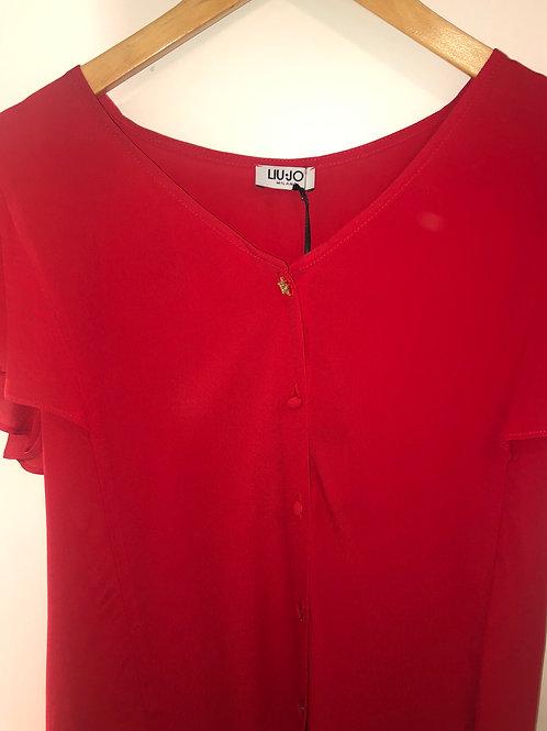 blouse femme liu-jo Wa1214 rouge