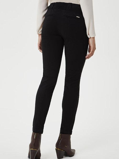 Pantalon skinny avec zip LIU-JO