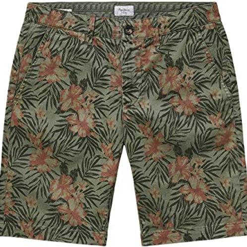 Bermuda pepe jeans mcqueen short tropic