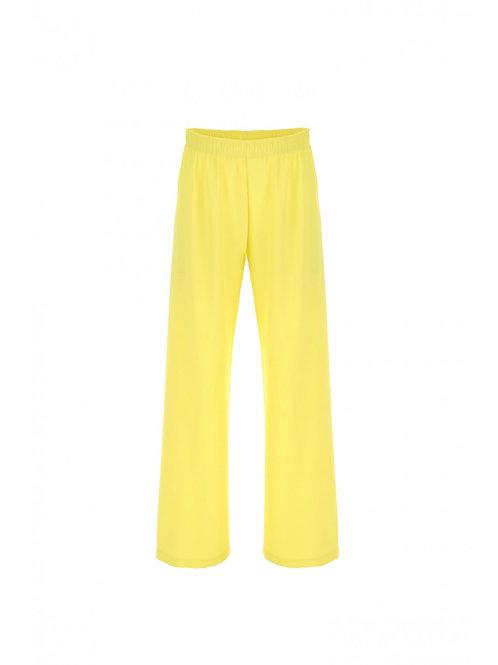 Pantalon jaune PVT3BEA