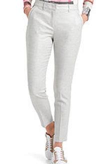 MARC CAIN Pantalon en flanelle à effet scintillant PS 81.44 W49 col. 810