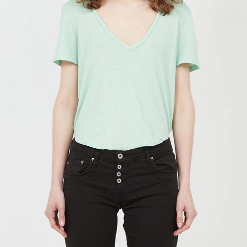 Tee-shirt vert T0AYCN2N3N