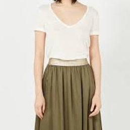 Tee-shirt blanc T0AYCN2N3N