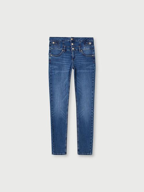 Jean skinny à taille haute LIUJO   UA1014D439178143