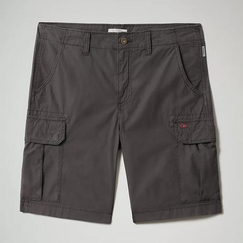 Bermuda napipijri avec poche Np0a4f9ua581 gris