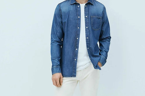 Chemise en jean pepe jeans