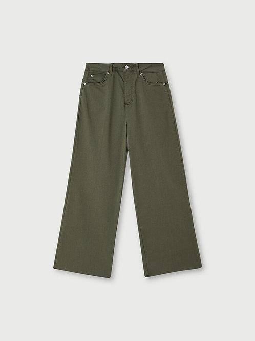 Pantalon évasé à taille haute LIUJO     WA1114T7144X0367