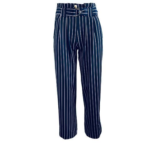 Pantalon rayure Liu-jo WA1313