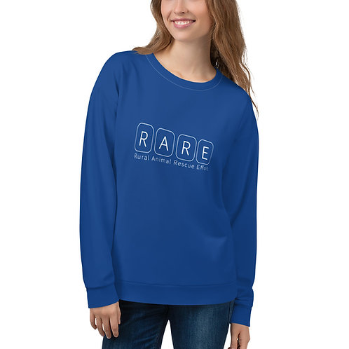 RARE Unisex Sweatshirt