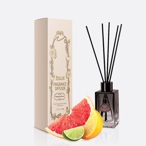 ESSLUX Reed Diffuser Set Tangerine Dew