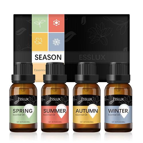 ESSLUX SEASON Essential Oils Blend