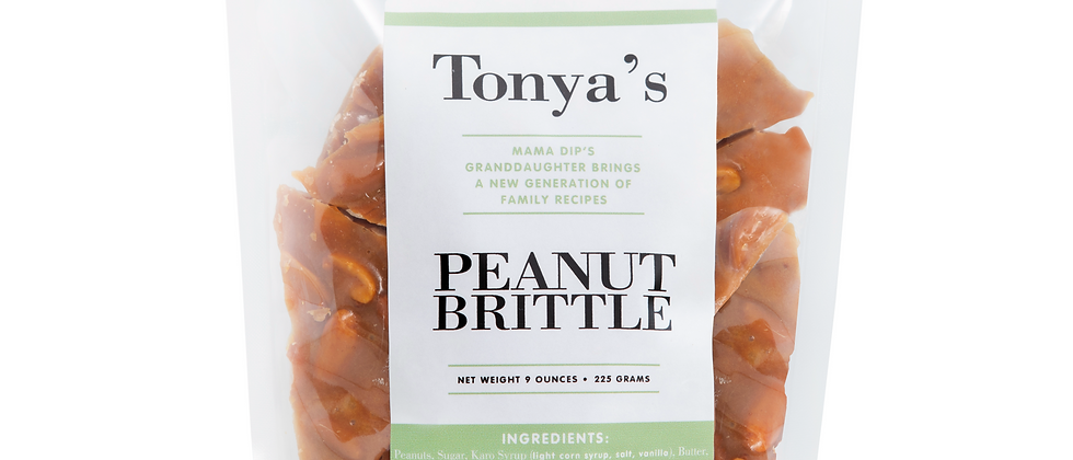 Tonya's Brittles
