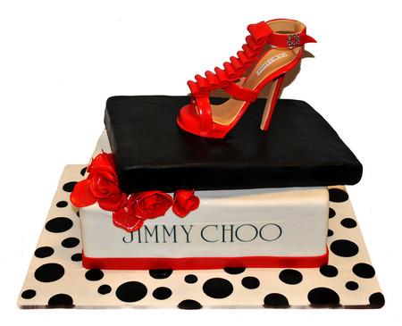 Jimmy Choo Red Strappy Sandle.jpg