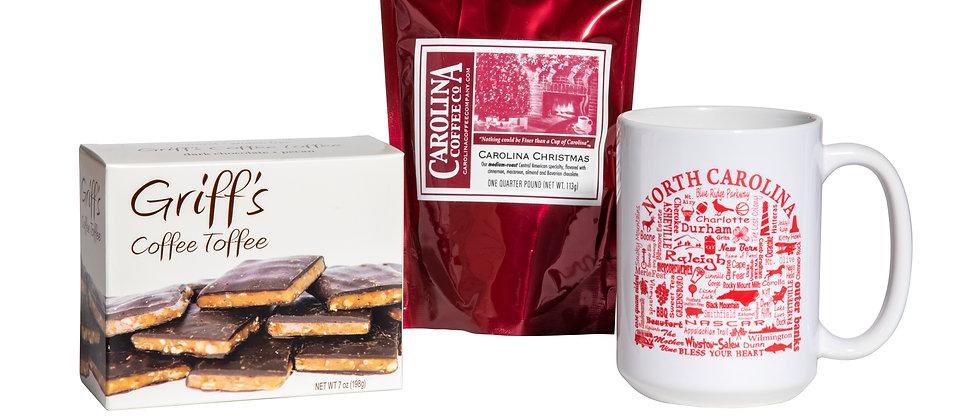Coffee in Carolina Gift Set