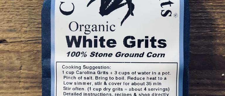 Carolina Grits White Grits