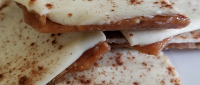 That's Good Chocolate! Spice Latte Toffee