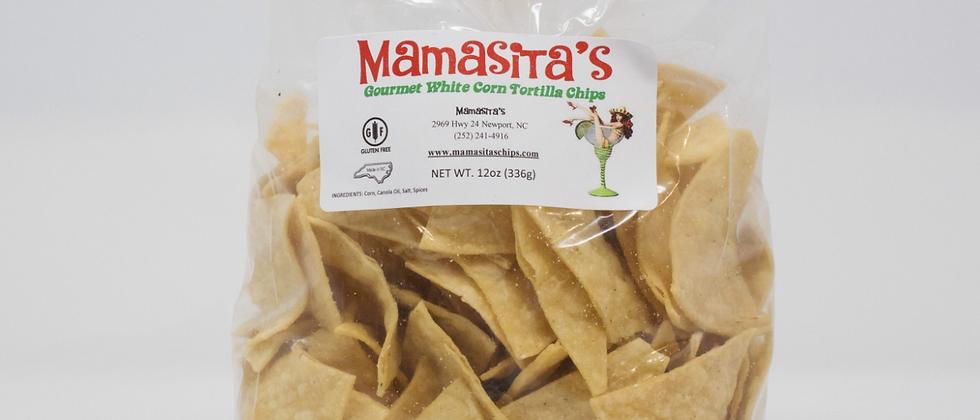 Mamasita's White Corn Tortilla Chips