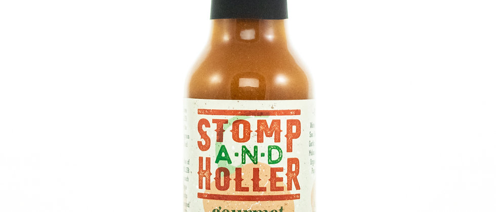 Stomp and Holler Habanero Hot Sauce