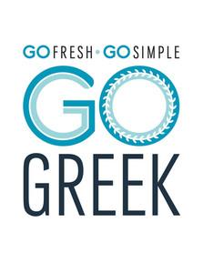 Go Greek logo