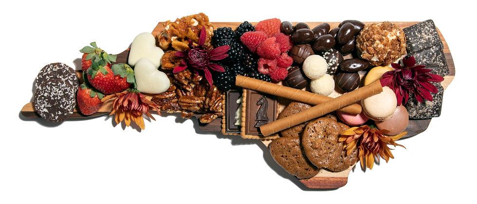 Let's Graze Sweets Charcuterie Board