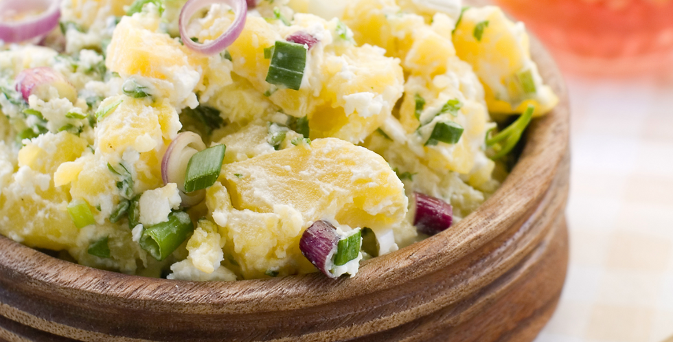 Potato Salad (serves 8-10)
