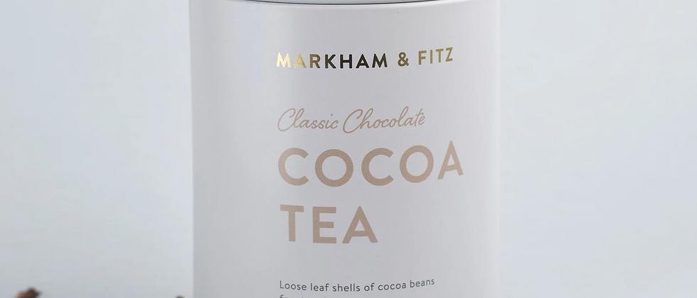 Markham & Fitz Classic Chocolate Cocoa Tea