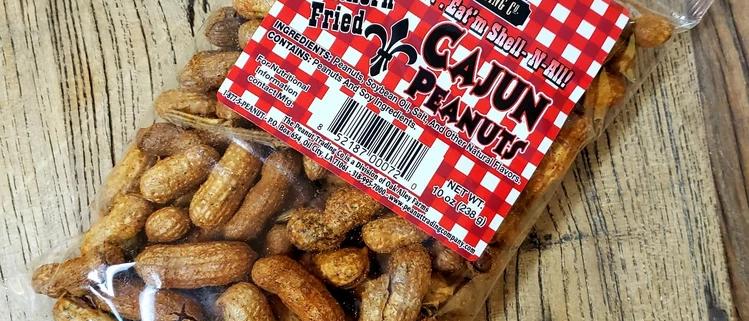 The Peanut Trading Co: Southern Fried Cajun Peanuts
