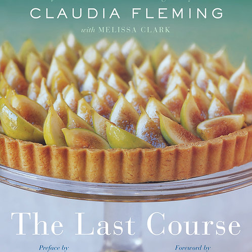 The Last Course (hardcover, personally inscribed with free shipping or pickup)