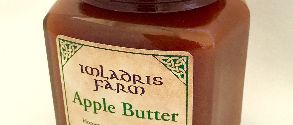 Imladris Farm Apple Butter