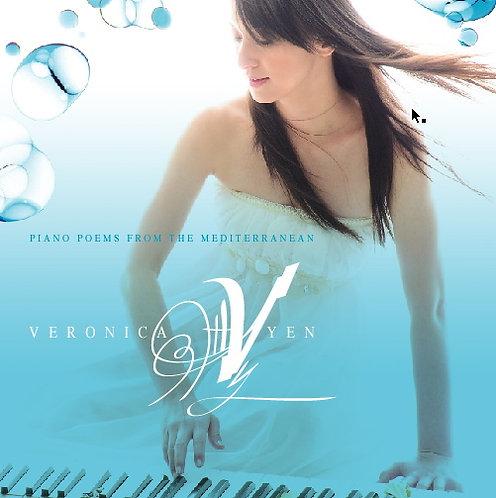 CD:來自地中海的琴詩~Piano Poems from the Mediterranean
