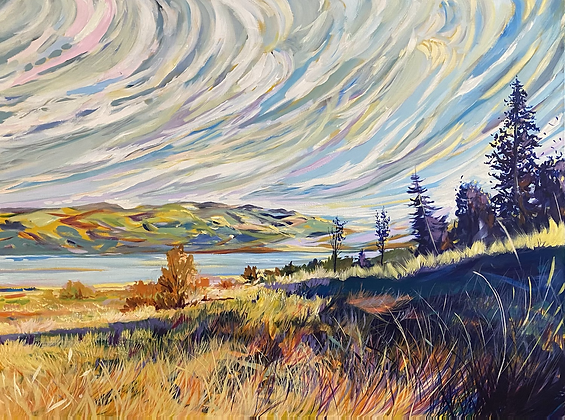 Road Home 48x36