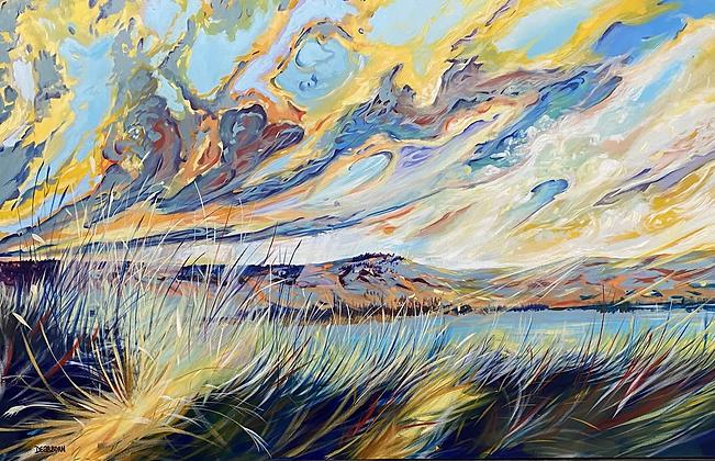Grassland 48x30
