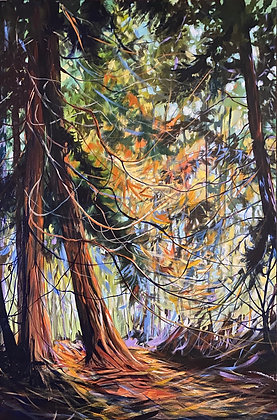 Cable Bay Trail 24x36