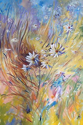 Floral Dream 40x60