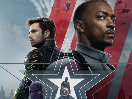 THE FALCON AND THE WINTER SOLDIER Series Review