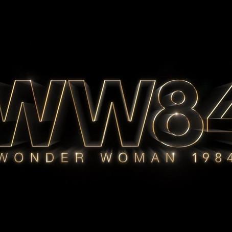 Reaction Shot: WONDER WOMAN 1984