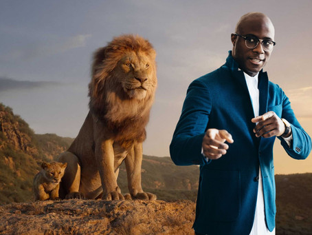 NEWS FLASH-Barry Jenkins Directing The Lion King Prequel/Sequel