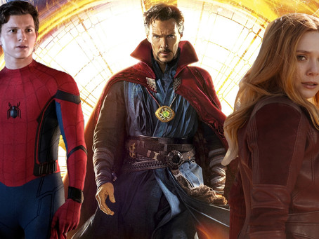 Marvel's Mystical Multiverse Mission (Or How Marvel Show Dr. Strange Some Love)
