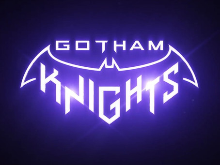 NEWS FLASH: GOTHAM KNIGHTS GAME
