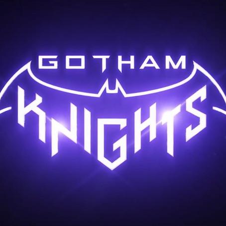 NEWS FLASH: GOTHAM KNIGHTS GAME