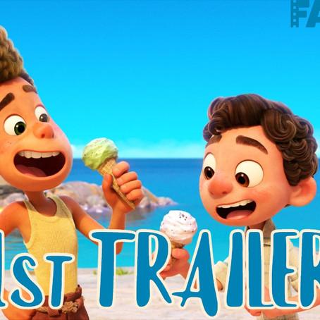 REEL NEWS: Pixar release 1st trailer for new movie Luca