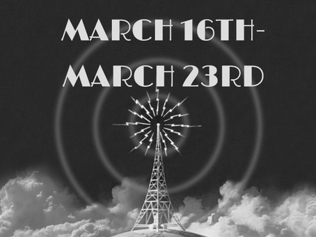 REEL NEWS: MARCH 16TH-MARCH 23RD