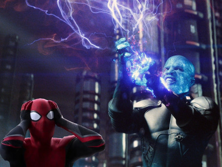 NEWS FLASH-Jamie Foxx Returning as Electro in Spider-Man 3