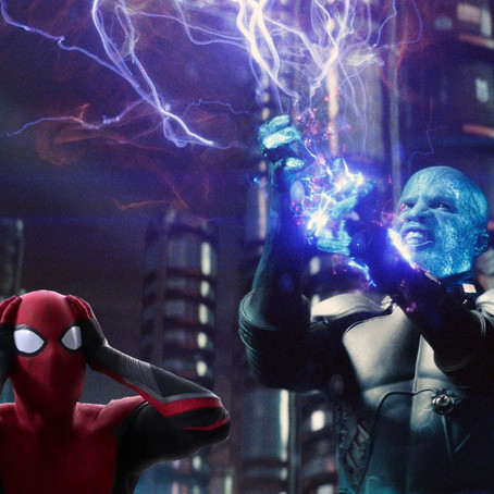 NEWS FLASH-Jamie Foxx Returning as Electro in Spider-Man 3