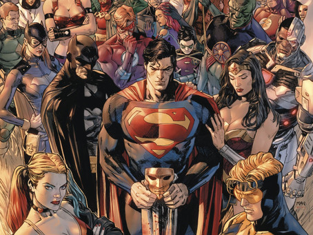 Heroes in Crisis: Toll of Heroism