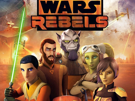 Rebel Scum: How 'Star Wars: Rebels' Failed